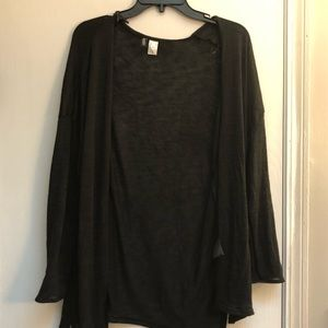 Long Cardigan / Cover-Up